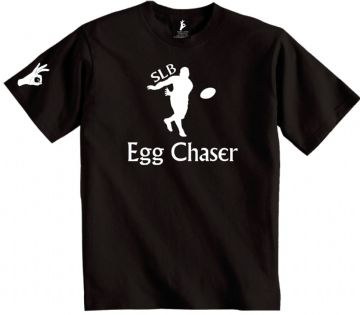 Rugby Egg Chaser SLB T-shirt Simply Loveleh Brotherhood